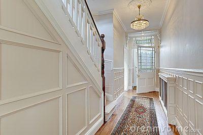 Victorian reception hall by Michael  Higginson, via Dreamstime