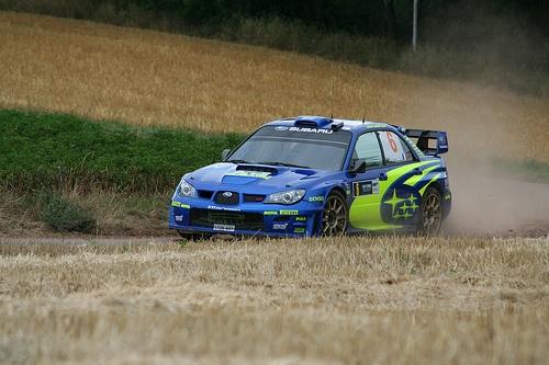 WRX rally