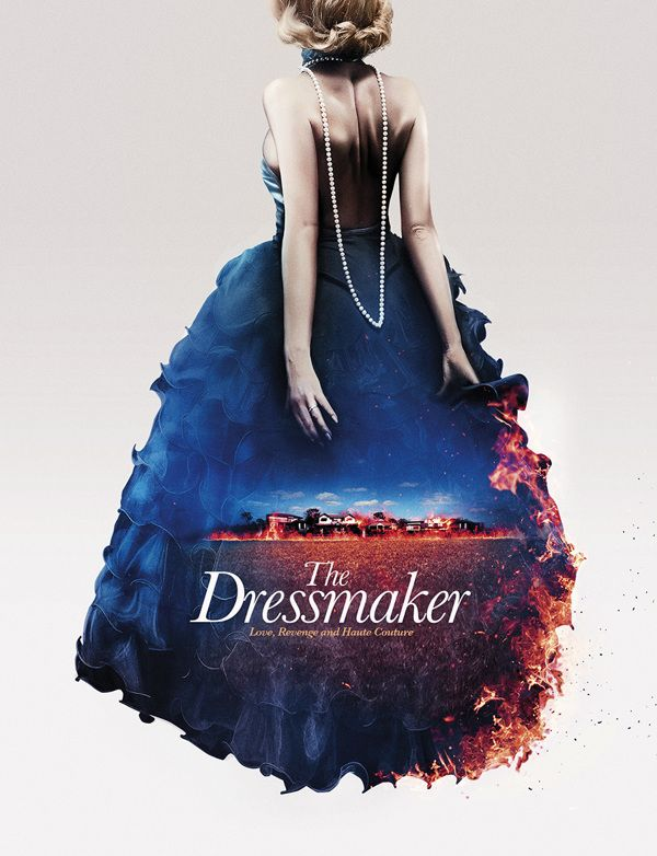 The Dressmaker by Scott Woolston, via Behance