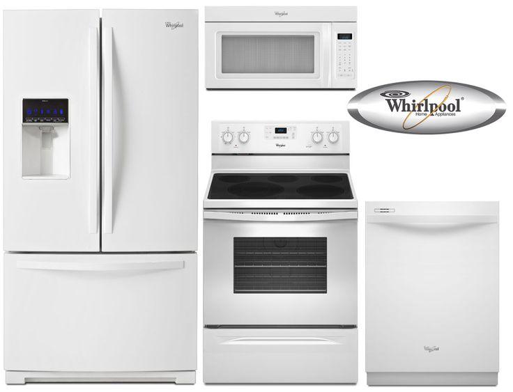 60 best appliances images on pinterest kitchen ideas appliances and kitchen appliances - White appliance package deals ...