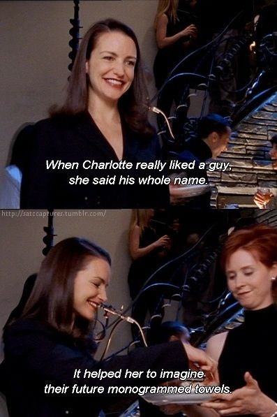 I'm a Charlotte... and this is part of why.