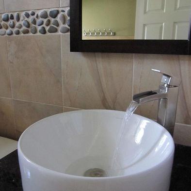 16 best rockin 39 it images on pinterest river rocks for Martin craig bathroom design studio