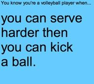 you know you're a volleyball player when....volleyball quotes - Google Search