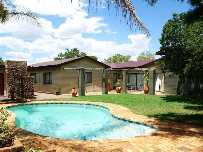 McKala Guest House - McKala Guest House offers comfortable accommodation situated in Labram, a quiet suburb of Kimberley.  It is close to shops, restaurants, the airport and various attractions.There are five guest suites ... #weekendgetaways #kimberley #southafrica