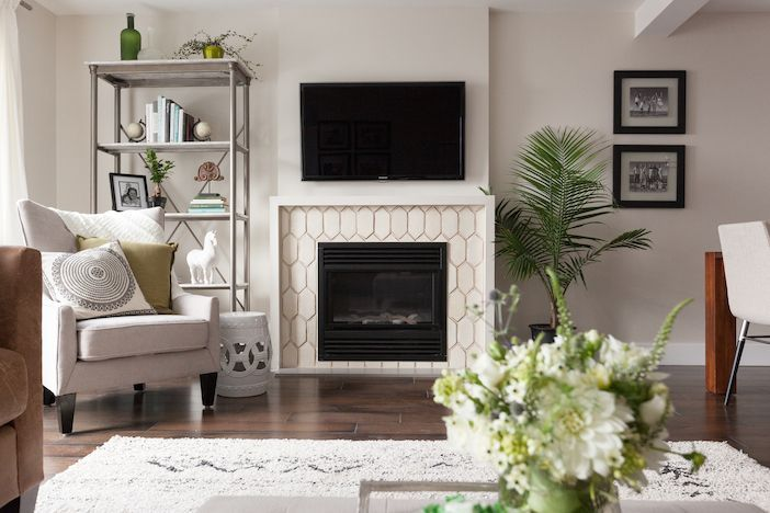 Love It Or List It Nicole Tony Living Room Fireplace