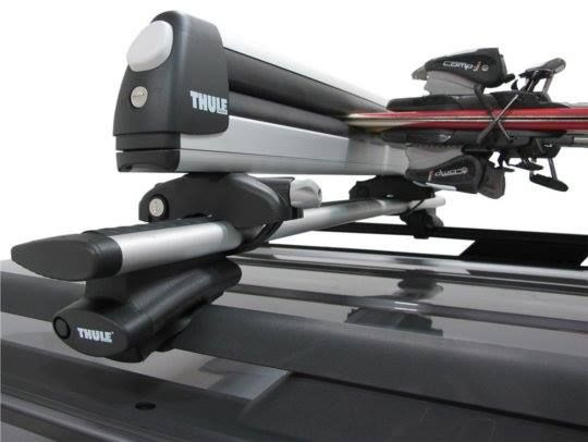 How to Install a Ski or Snowboard Rack  There's no better way to welcome winter than by hitting the snow-covered slopes. With durable ski and snowboard roof racks, you can tote all your winter toys and enjoy an adventurous weekend in the mountains.