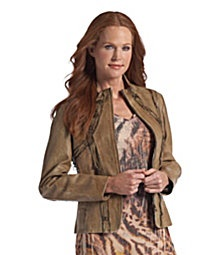 Reba Leather Jacket