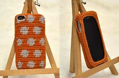 Crochet IPhone Cover - Chart  ❥ 4U // hf