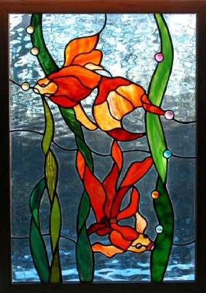 301 Best Stained Glass Quilt Images On Pinterest