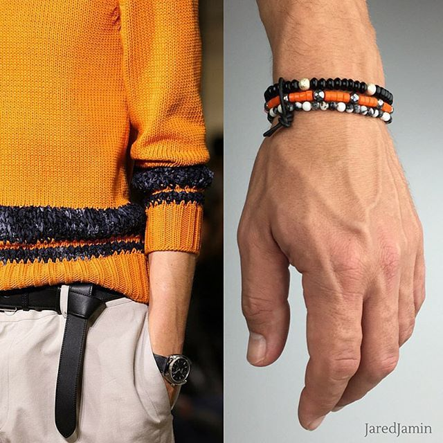 Our #bracelet sets go hand in hand with @hermes! Shop at JAREDJAMIN.com! #jewelry