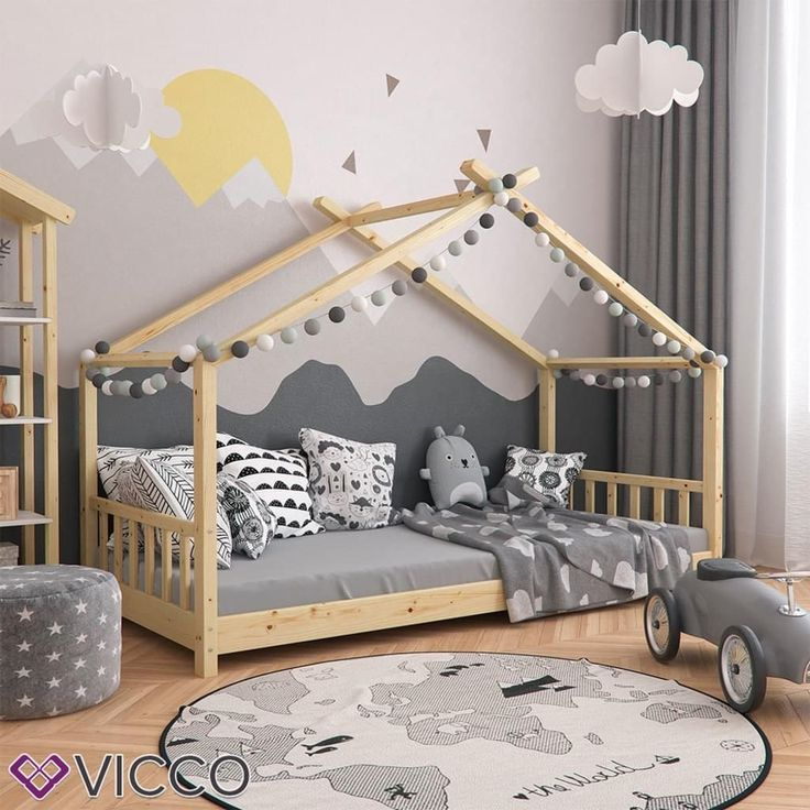 Want to supply a comfortable bed for your children and daughters? attempt this m…