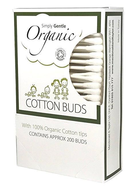 Organic Cotton Buds