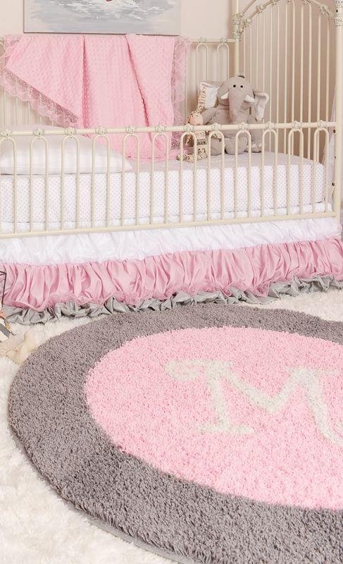 17 best images about baby girl nursery on pinterest. Black Bedroom Furniture Sets. Home Design Ideas