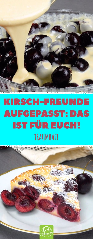 Kirsch-Freunde aufgepasst: Das ist für Euch! Trau…