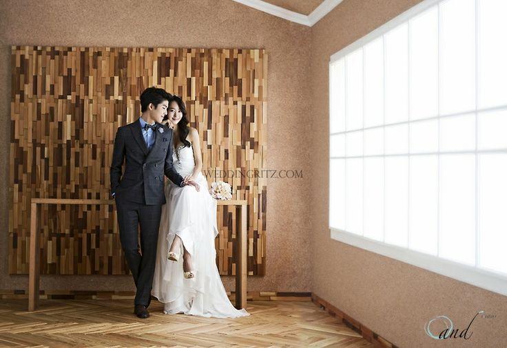 Korea Pre-Wedding Photoshoot - WeddingRitz.com » Korea Pre-Wedding Photoshoot -AND STUDIO with romantic and lovely mood.