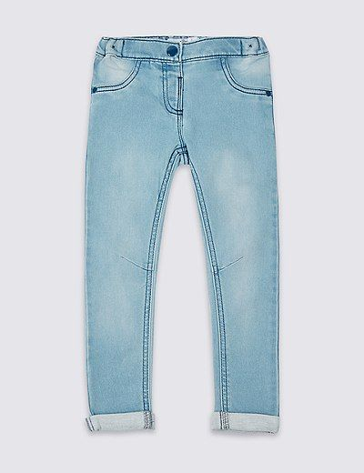 Cotton Rich Jeans (3 Months - 5 Years) | Marks & Spencer London