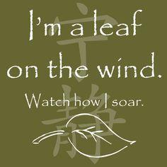 Image result for Leaf on the wind