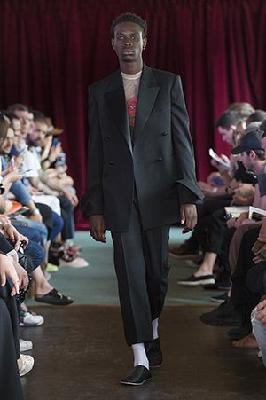 Y/PROJECT HOMME SS17 LOOK 31