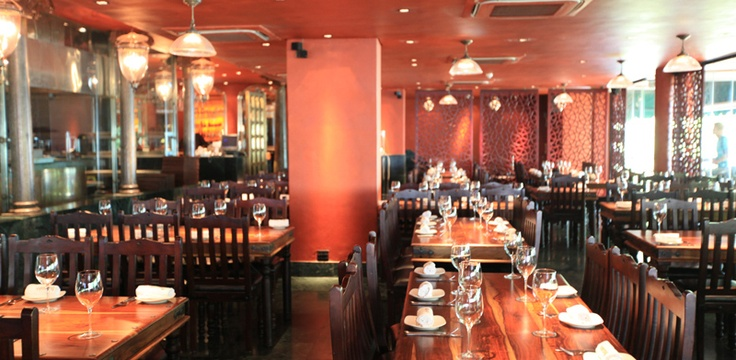 Restaurants in Cape Town – Bukhara's