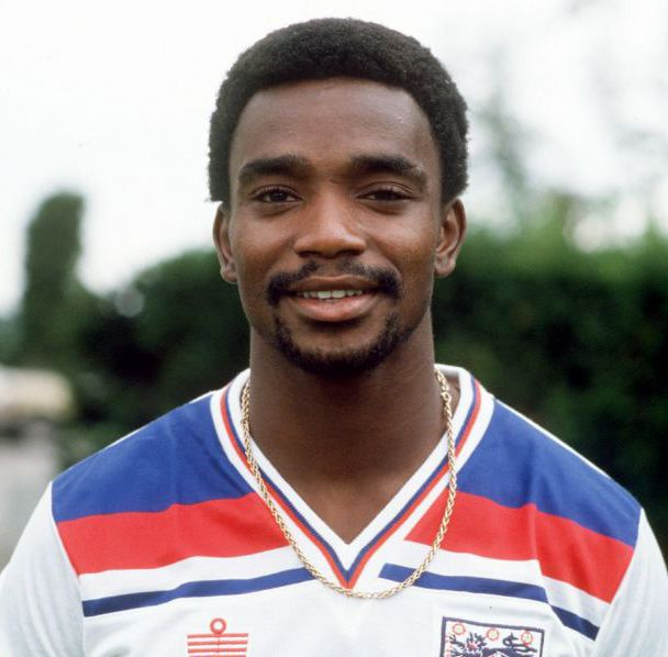 Footballer. Born Laurence Paul Cunningham in Archway. One of the first black footballers to be selected for the England football team. He played for Leyton Orient and West Bromwich Albion, before transferring to Real Madrid in 1979. Killed in a car crash near Madrid.