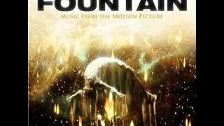 Fountain soundtrack - Death is the road to awe, via YouTube.