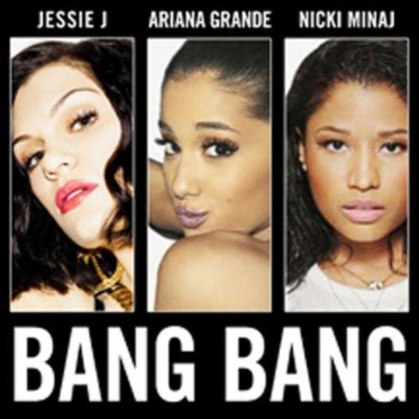 Ariana Grande Nicki Minaj & Jessie J 'BANG BANG' #LiveNation