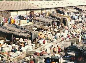 Laundry - Mumbai style