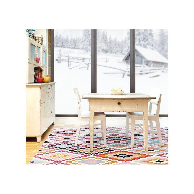 Tapis salon FRESH KELIM en Polyester, par WeconHome, Tapis moderne WECON HOME