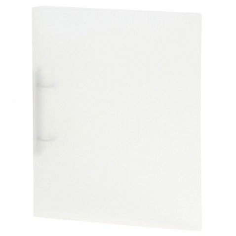 Frosted A4 ring binder - All Filing & Storage - Filing & Storage - Stationery