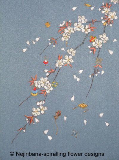 Japanese Embroidery: Japanese