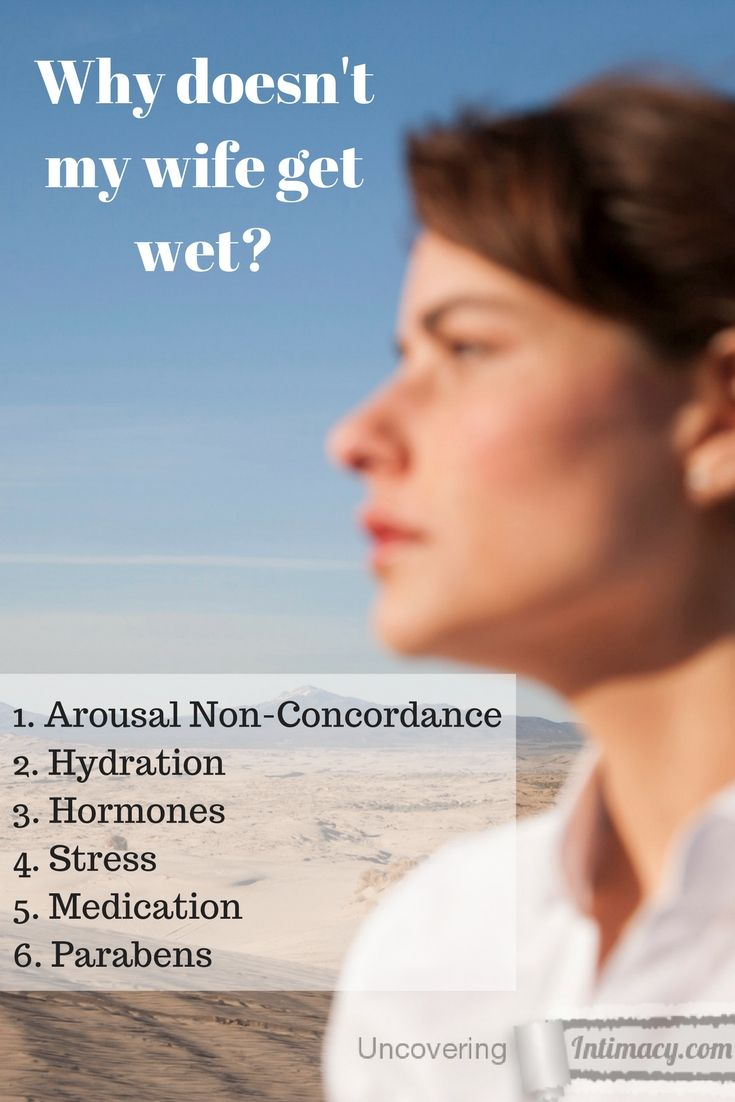 Why doesn't my wife get wet? - Wondering why your wife doesn't get wet?  Worried she might not be aroused? - http://uncoveringintimacy.com/why-doesnt-my-wife-get-wet/?utm_campaign=coschedule&utm_source=pinterest&utm_medium=Jay%20Dee&utm_content=Why%20doesn%27t%20my%20wife%20get%20wet%3F