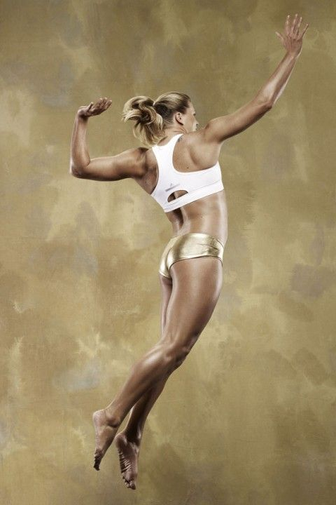 Get fit with the Olympic beach volleyball girls | LATEST LIFESTYLE PICTURE GALLERIES | Marie Claire