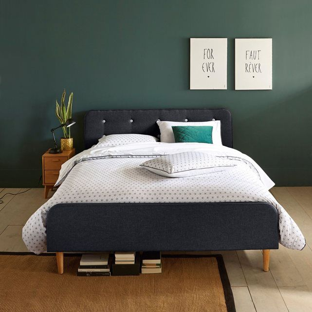 les 25 meilleures id es concernant papier peint capitonn. Black Bedroom Furniture Sets. Home Design Ideas