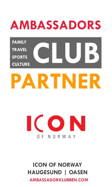 New partner in the #ambassadorsclub
