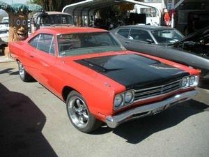 1969 Plymouth Roadrunner 2d - LITTLEROCK CA