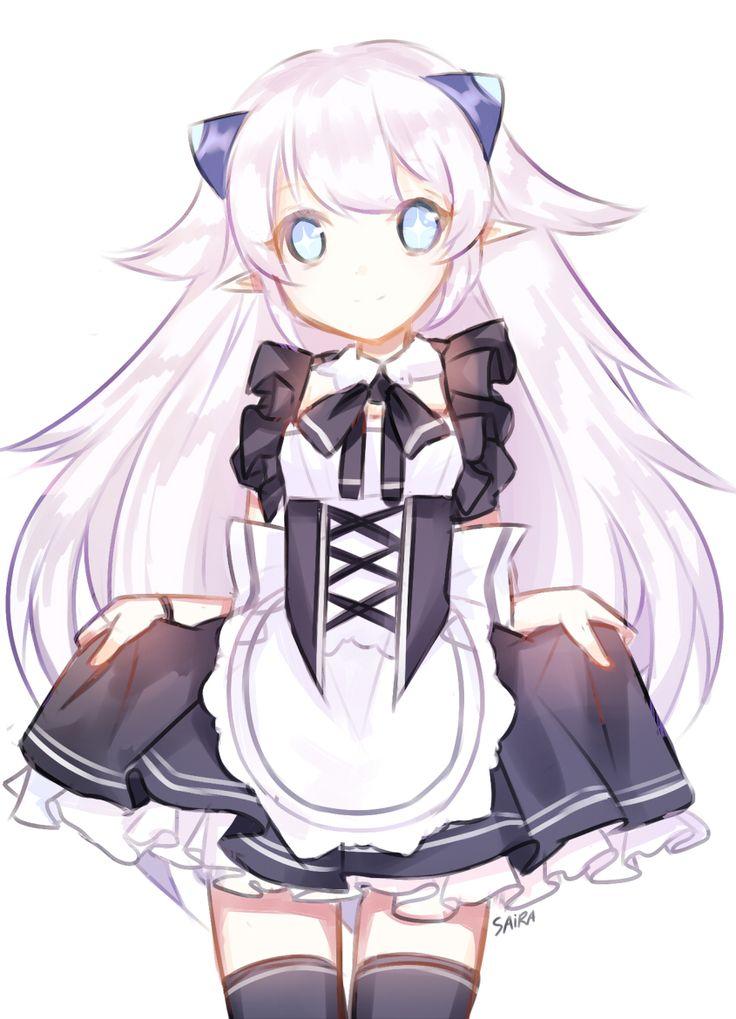 Lu (Maid) (Elsword)