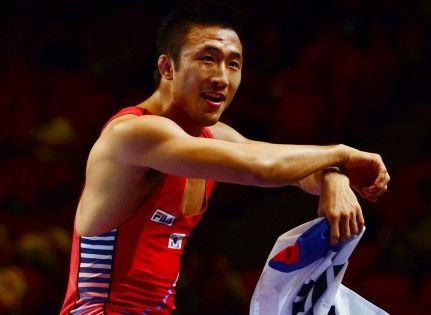 South Korea grapples to double gold to bring World Wrestling Championships to a close