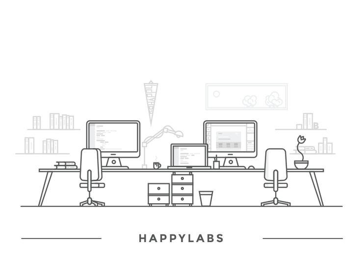 Happylabs! by erkan kerti for Happylabs