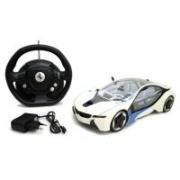 Ferrari RC Remote Control White Toy Car