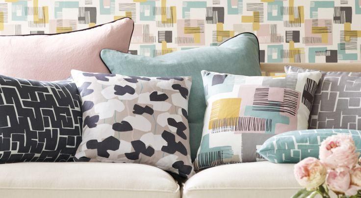 Etta by Villa Nova – James Dunlop Textiles | Upholstery, Drapery & Wallpaper fabrics
