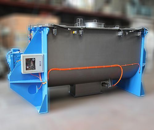 5,000 Liter Blender with Pneumatic Valve