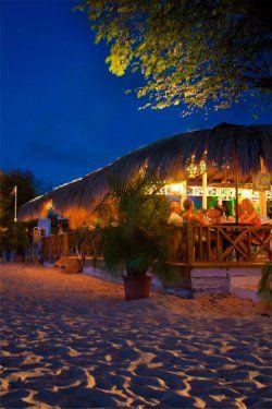 Spinnaker's Beach Bar, Reduit Beach, Rodney Bay, St. Lucia
