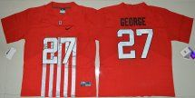 2016 Ohio State Buckeyes Eddie George 27 College Football Altern