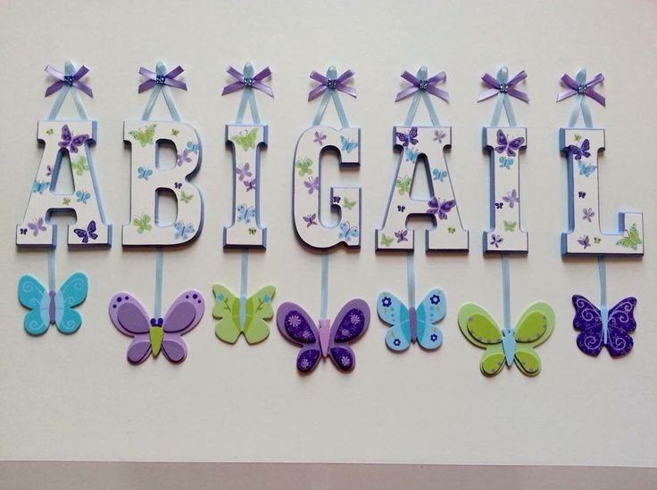Country madera painting baby name ideas c m p pinterest names babies and country - Letras bebe decoracion ...