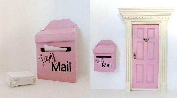 11 best images about tooth fairy on pinterest the fairy for Little fairy mailbox