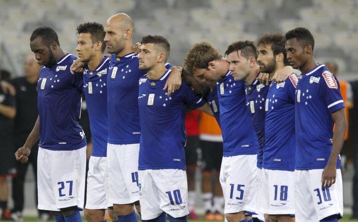 Cruzeiro 1 (4) x (3) 0 SPFC, Libertadores 2015