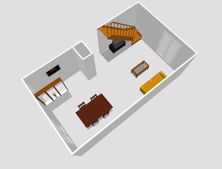 13 best idées-2P images on Pinterest Architecture, Live and Spaces - prix extension maison 30m2