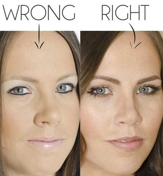 Harsh Eyeliner (Not Blending) is a big mistake! Buy Younique's Precision Pencil Liner at https://www.youniqueproducts.com/VickiAdams/products/view/US-22102-00#.VuH18kvd5uY
