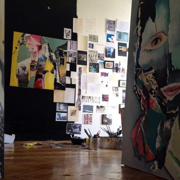 Zsuzsi Csiszer studio