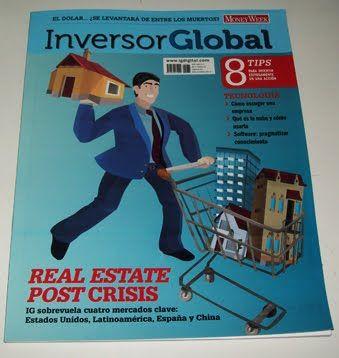 Tapa Revista Inversor Global